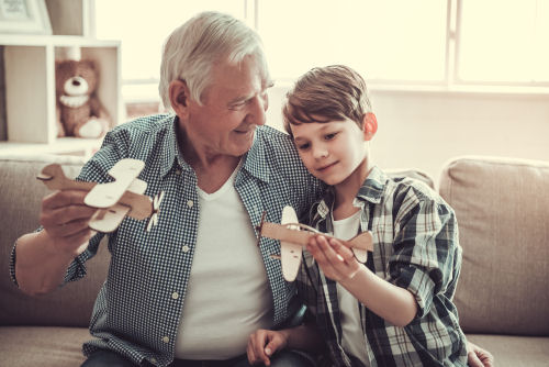 grandpa and grandson relocation - Relocation Assistance